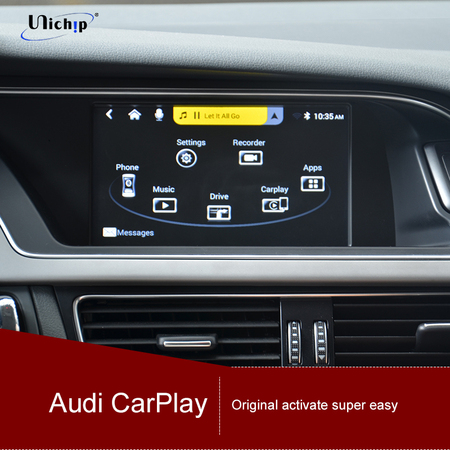Audi 2015 model A4 Q5 CarPlay Smartbox