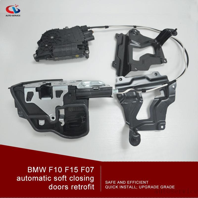 sc 1 th 225 & BMW F10 F15 F07 automatic soft closing doors retrofit