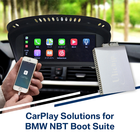 BMW 2014  3 Series CarPlay SmartBox Installation – Japanese